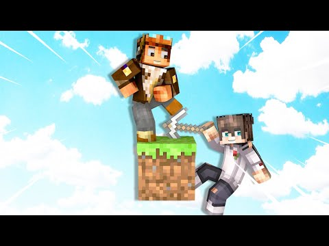 MINECRAFT BUT WE HAVE TO SURVIVE 2 ON ONE BLOCK ! from YouTube · Duration:  22 minutes 36 seconds