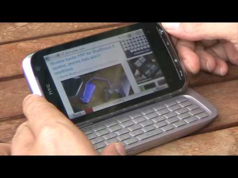 HTC Touch Pro2 . First 24 hrs. First impressions