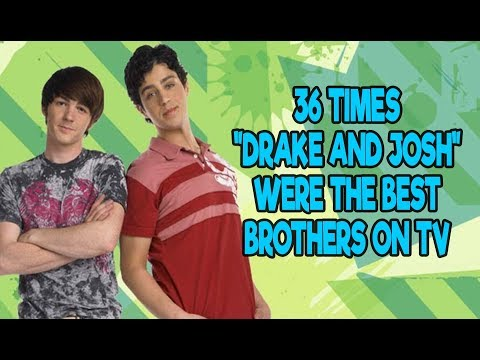 "36 Times ""Drake And Josh"" Were The Best Brothers On TV"