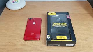 Otterbox Defender For iPhone 8 Plus  (I'm Using With Product  Red)