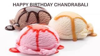 Chandrabali   Ice Cream & Helados y Nieves - Happy Birthday