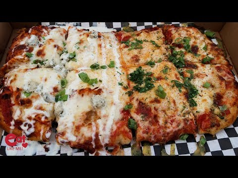 Food Review Indianapolis Pizza Joint The Missing Brick Indy