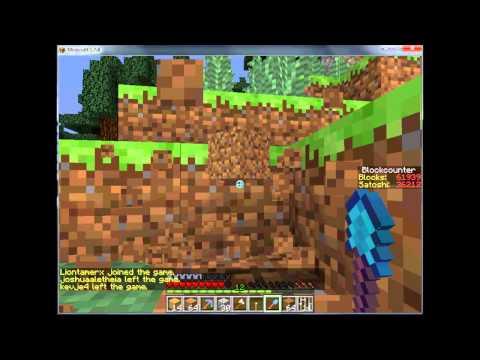 8-Bit 4 Bitcoin Minecraft Pays In Bitcoin!