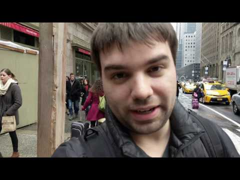 Tom Revisits #4 - NYC in 4k UHD