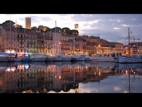 CANNES/ SAINT  TROPEZ/ SAINT RAPHAEL- FULL HD