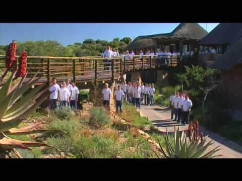 "South Cape Children's Choir singing ""Karoonag"""