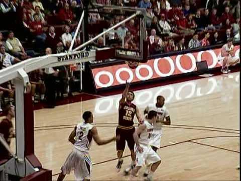 Landry Fields - Stanford Basketball Highlights