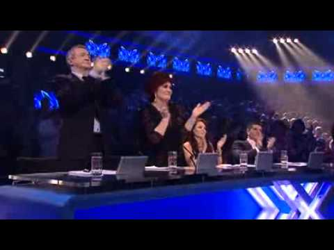 Niki Evans - One Moment In Time - X Factor [FULL]