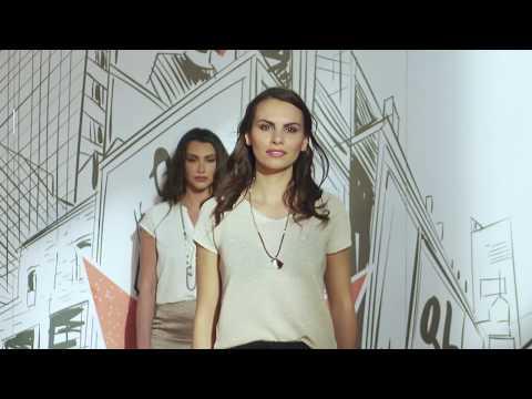 Video reportaža z modne revije v Qlandii Novo mesto