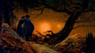 Tamtrum - My Fall -  Paroles\ Lyrics en Francais - Peintures de Caspar Friedrich