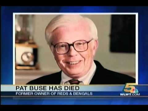 Media Tributes To Raymond (Pat) Buse Jr.