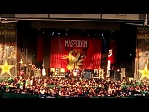 Mastodon - Stargasm (Live at the Rock Star Mayhem Festival, Houston TX 08/03/13)