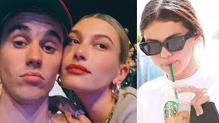 Hailey Bieber Shares A Special Post To Justin Bieber On Selena Gomez's Birthday!
