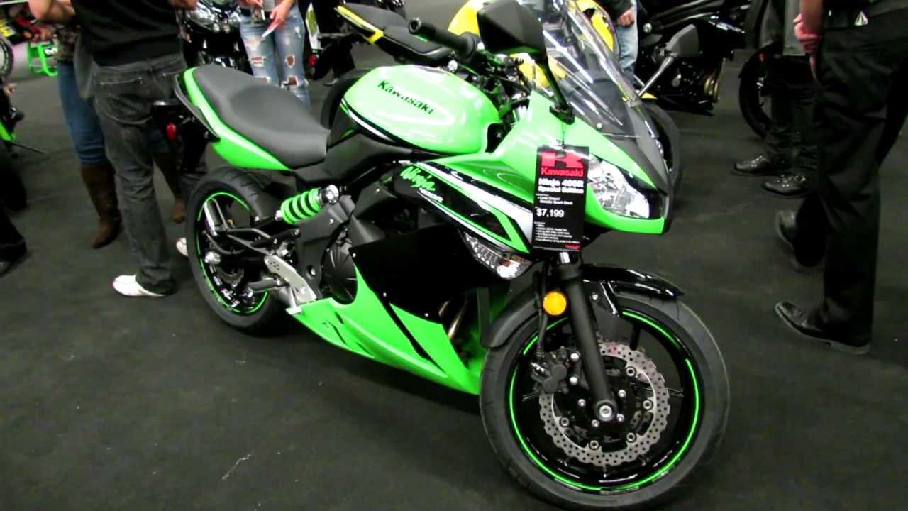 Resultado de imagen para kawasaki ninja 400 salon de la moto