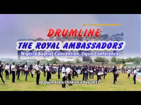 Best Drumline By The Royal Ambassadors of Nigeria Baptist Convention   ShoKoPet S