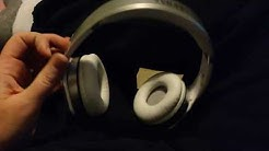 The Headphones that turn into a speaker.....