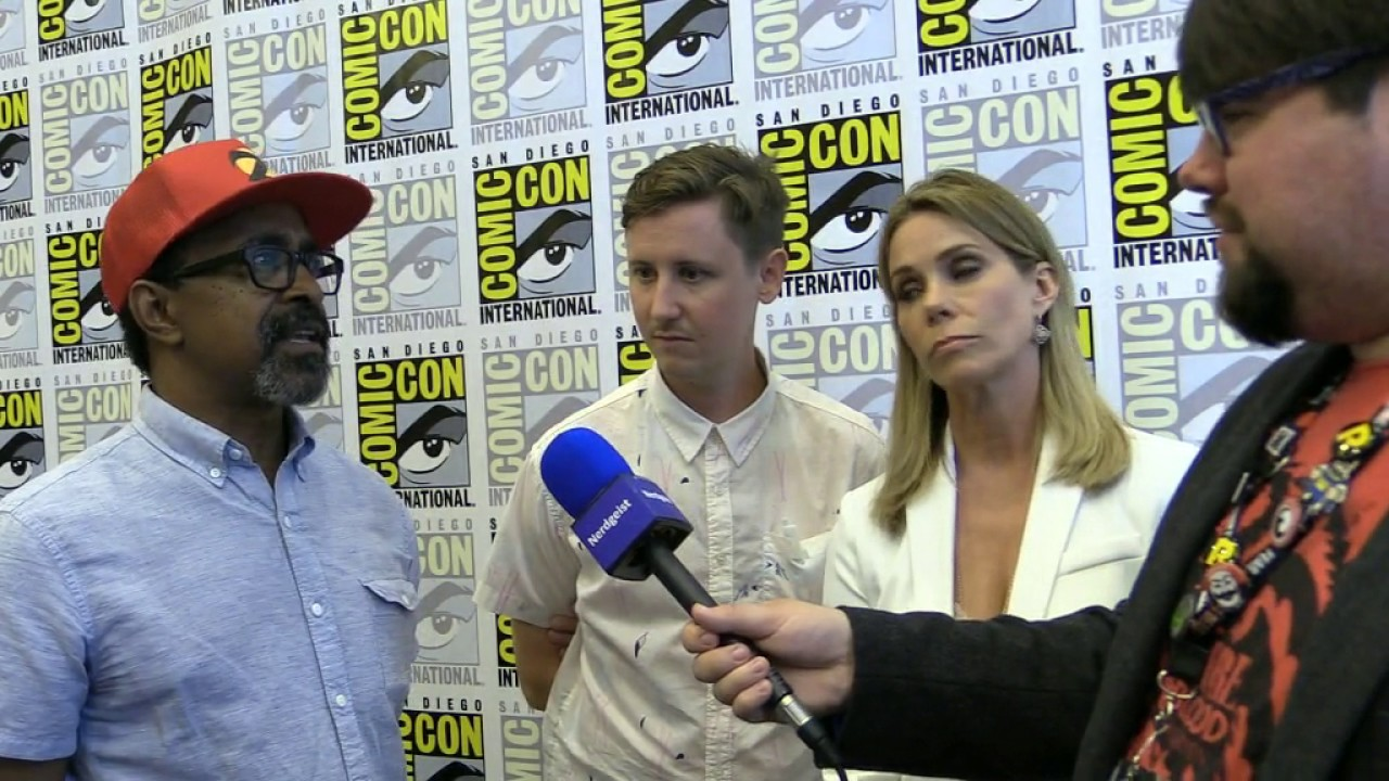 Download Interview with the cast of Son of Zorn at San Diego Comic-Con 2016