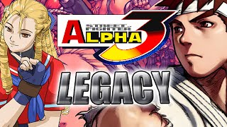 ALPHA 3 - Street Fighter Alpha: SF Legacy 2016 (Part 8)