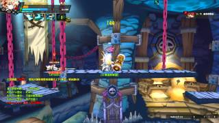 Elsword - Deadly Chaser VS Lord Knight (Trou ble)
