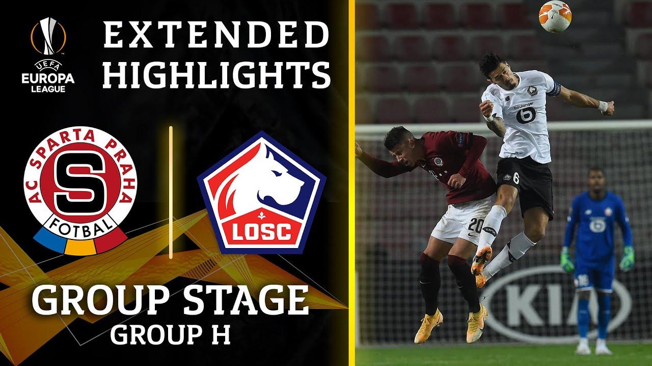 Sparta Praha vs. LOSC: Extended Highlights   UCL on CBS Sports