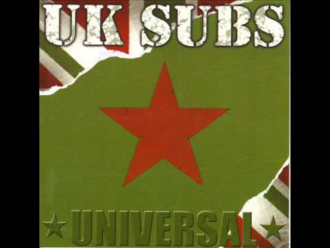 uk subs - universal