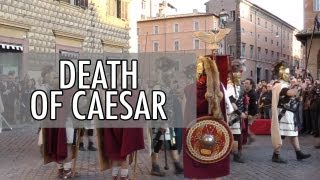 Ides of March - The Assassination of Julius Caesar by Walks of Italy