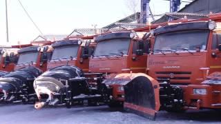 26 единиц техники приобрела «Дорожная служба Иркутской области» за счет средств собственной прибыли