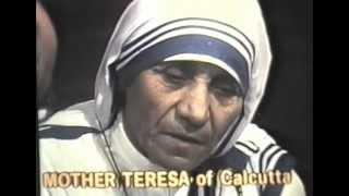 Fr. James Lloyd interviews Mother Teresa and Malcolm Muggeridge