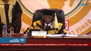 Gambar cover Pan African Parliament President under fire