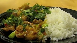 Lemongrass Chili Chicken