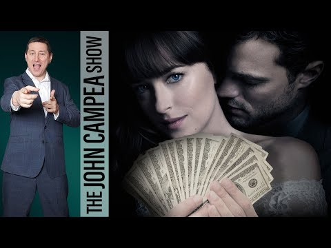 3 Reasons Why FIFTY SHADES FREED Won The Box Office, Tom Cruise Is Crazy - The John Campea Show