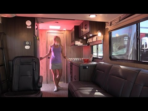 Coachmen Orion on the Ford Transit. A Quick Review