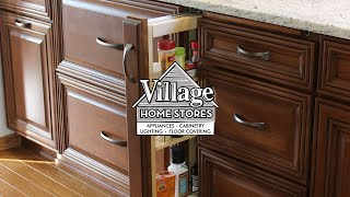 Pull-out Spice Rack Village Home Stores Quad Cities
