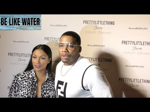 Nelly And Shantel Jackson Are A Cute Couple!!!