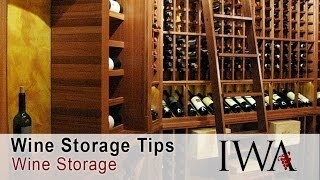 Master Wine Cellar Builders California - Wine Storage Tips From The Expert