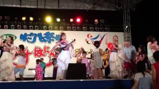 2014年8月2日(土) 宜野湾はごろも祭り.