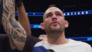 Santiago Ponzinibbio: UFC Argentina, un sueño hecho realidad