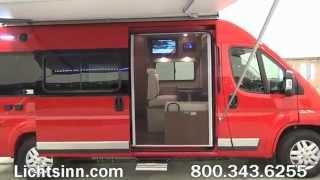Lichtsinn.com - New 2015 Winnebago Travato 59g Motor Home Class B