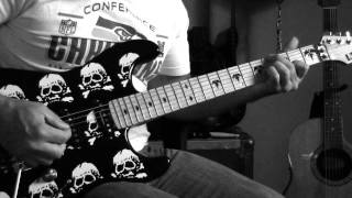 Queensryche - I Dream in Infrared Guitar Cover