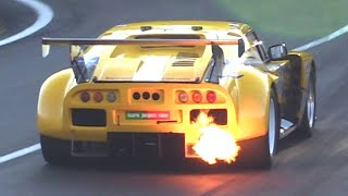 Scora Maxi with Renault 5 Turbo Engine! - Home-made French Car on Hillclimb!