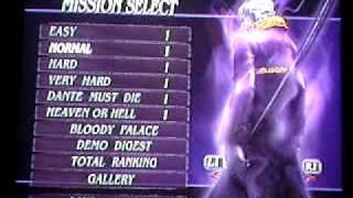 Detonado Devil May Cray 3 Special Edition - Vergil = 00