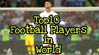 Top 10 Football Players | FIFA World Cup Special