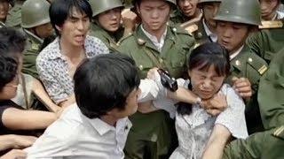 """时事大家谈:""""大屠杀"""" VS. """"政治动乱"""":美中为何重新定义六四?"""