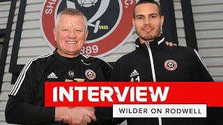 Chris Wilder on Jack Rodwell | Sheffield United news