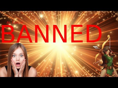 Why I (Handsumlegend) Got BANNED In AL Forum || Azerothraven In Forum