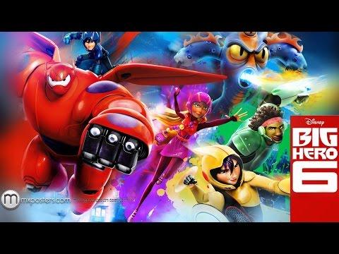 Big Hero 6 Baymax Sky Patrol Games For Kids - Gry Dla Dzieci