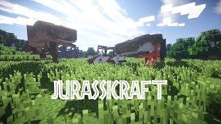 Jurassicraft laboratory