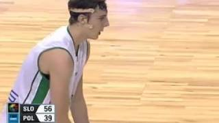 21才の注目のバスケ選手 Goran Dragić at 21 year old thumbnail