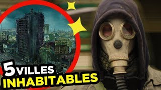 5 most TOXIC CITIES
