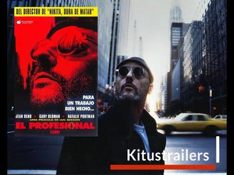 Leon - El Profesional Trailer (Castellano)